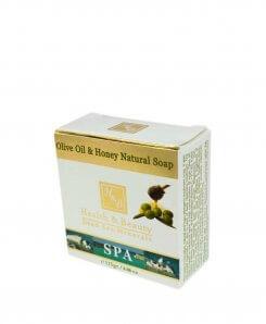 Såpe Olivenolje og Honning 125g