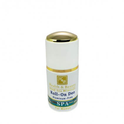 Deodorant Roll On For Damer 80ml Aluminiumsfri