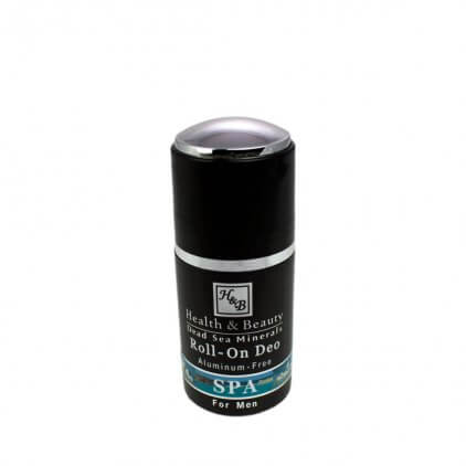 Deodorant Roll On For Menn 80ml Aluminiumsfri