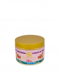 Body Butter Rose 350ml