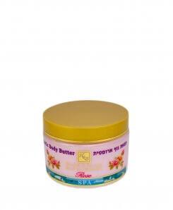Body Butter Rose 350ml