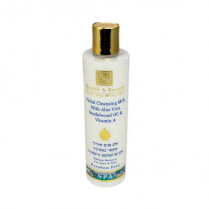 Ansiktsrens Melk Med Aloe Vera 250ml