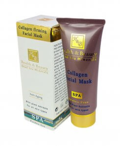Ansiktsmaske Collagen 100ml