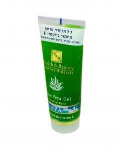 Aloe Vera Gel Med Vitamin E 180ml
