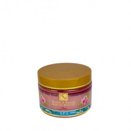 Aromatisk Body Peeling Rose 450g