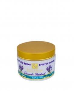 Body Butter Lavendel og Patchouli 350ml