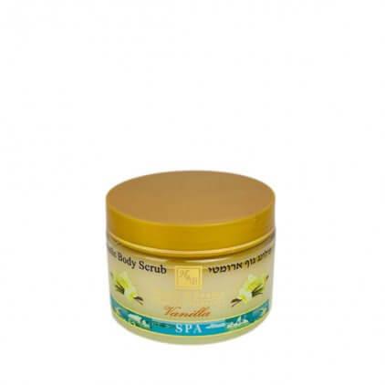 Aromatisk Body Peeling Vanlije 450g