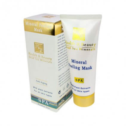 Ansiktsmaske Mineral Peeling 100ml