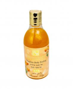 Body Peeling Såpeløs Tulipan 250ml