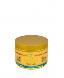 Body Butter Vanilje 350ml