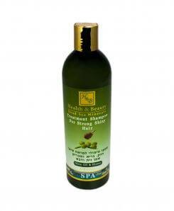 Shampo 400ml Olivenolje og Honning